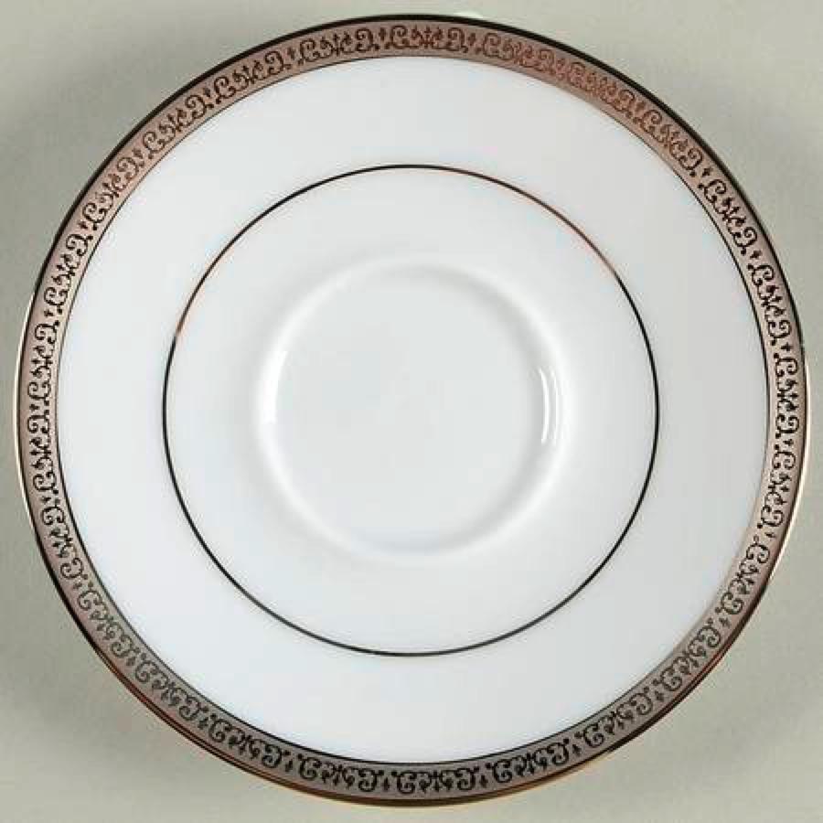 Cool Charter Club Grand Buffet Platinum Bread Butter Plate Home Interior And Landscaping Sapresignezvosmurscom