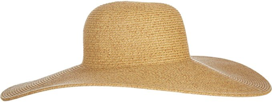 790bd821eb03b5 Nine West Women's Packable Super Floppy Hat One Size Natural beige