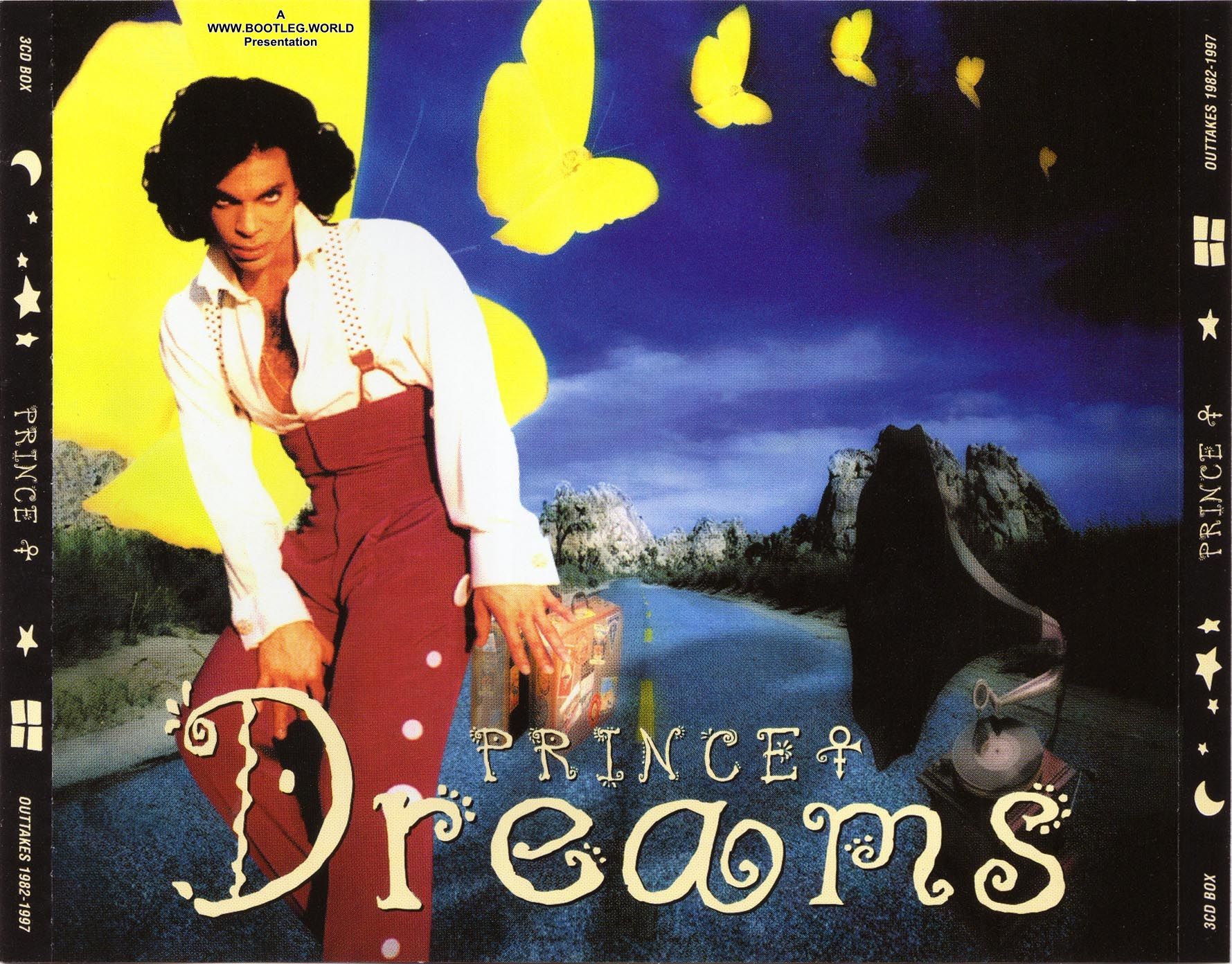Prince 1982 1997 dreams demos unreleased outtakes paisley park studios ill do anything tb023 thunderball