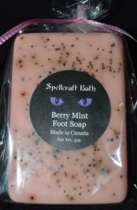 Berry Mint Foot Soap