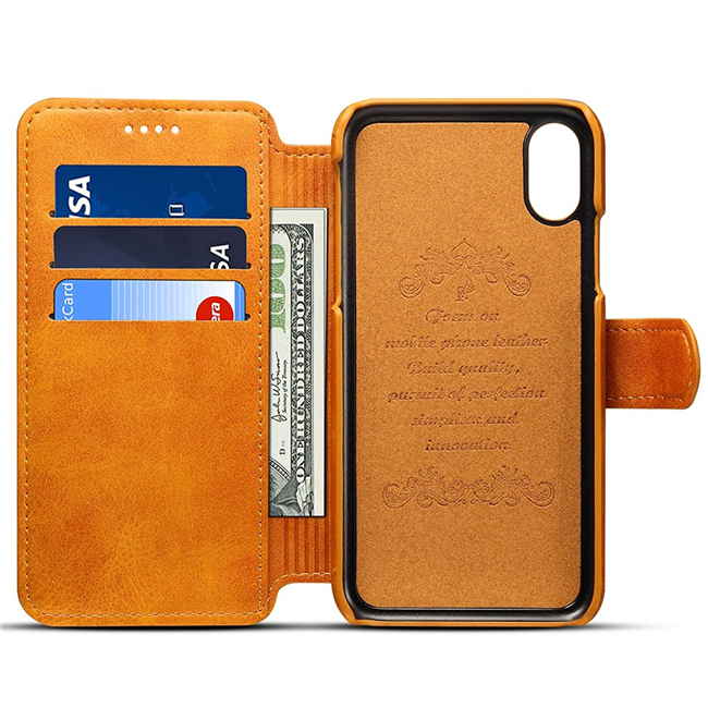iphone x ケース カードホルダー