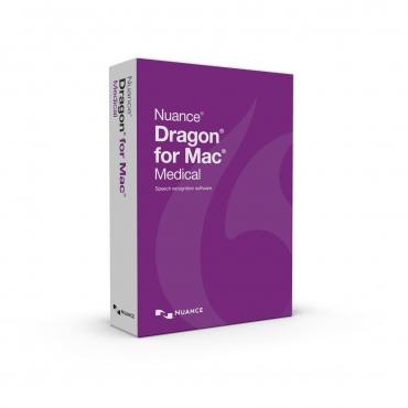 Dragon Medical pour Mac (Anglais) - Version téléchargeable