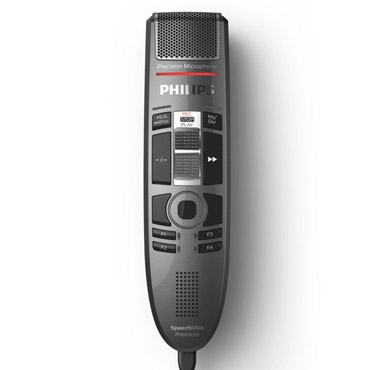 SMP3710 - Philips SpeechMike Premium Touch (Slide-switch)