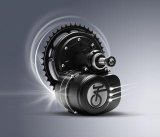 Kit Motore 350W+Batteria 36V 14,5 Ah