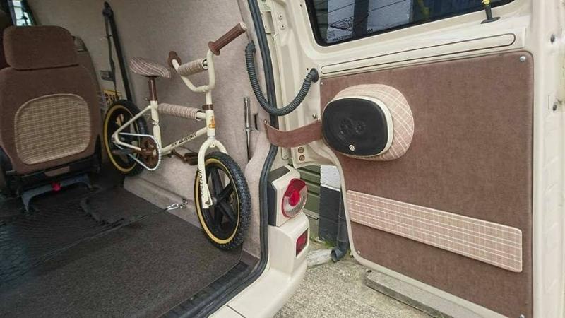 T4 Barn Door Speaker Pockets