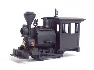 #0632 HOn30 Kit, Porter 8-ton 0-4-0 Locomotive, Static Model Kit