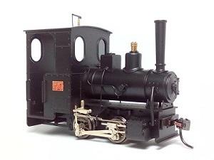 #0691 <SOLD OUT> Oe KIT, O&K 4ton 10HP 0-4-0 Locomotive Kit