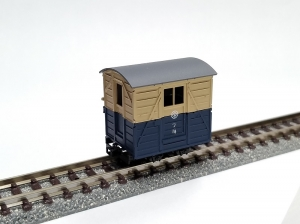 #0819 <SOLD OUT> HOe RTR, Four Wheel Small Wagon Type HU, Ready to Run