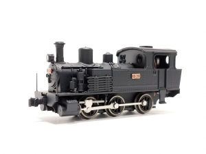 #0869 <SOLD OUT> N scale RTR, Nippon Sharyo 0-6-0 Sidetank Locomotive