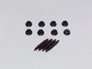 #5581 9mm Part, Dia. 3.8mm wheel parts set