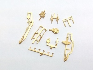 #5691 Oe Part, O&K Cab Interior Parts Set
