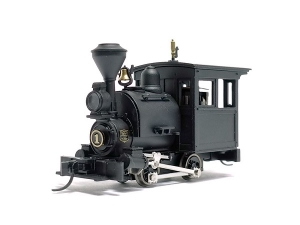 #0633 <Out of Stock> HOn30 Kit, Porter 8-ton 0-4-0 Locomotive Kit with Ready to Run Drive Chassis