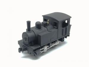 #1091 N gauge 3D Amemiya 0-4-0 steam locomotive Kit