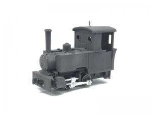 #1111 HOn30 3D Bagnall side tanks Kit