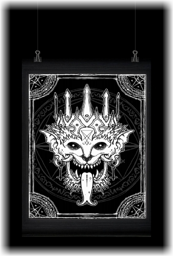 [x] Print 01 - Crown by Spiderdust