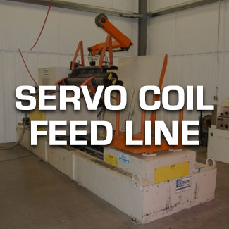 Servo Coil Feed Line