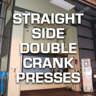 Straight Side Presses