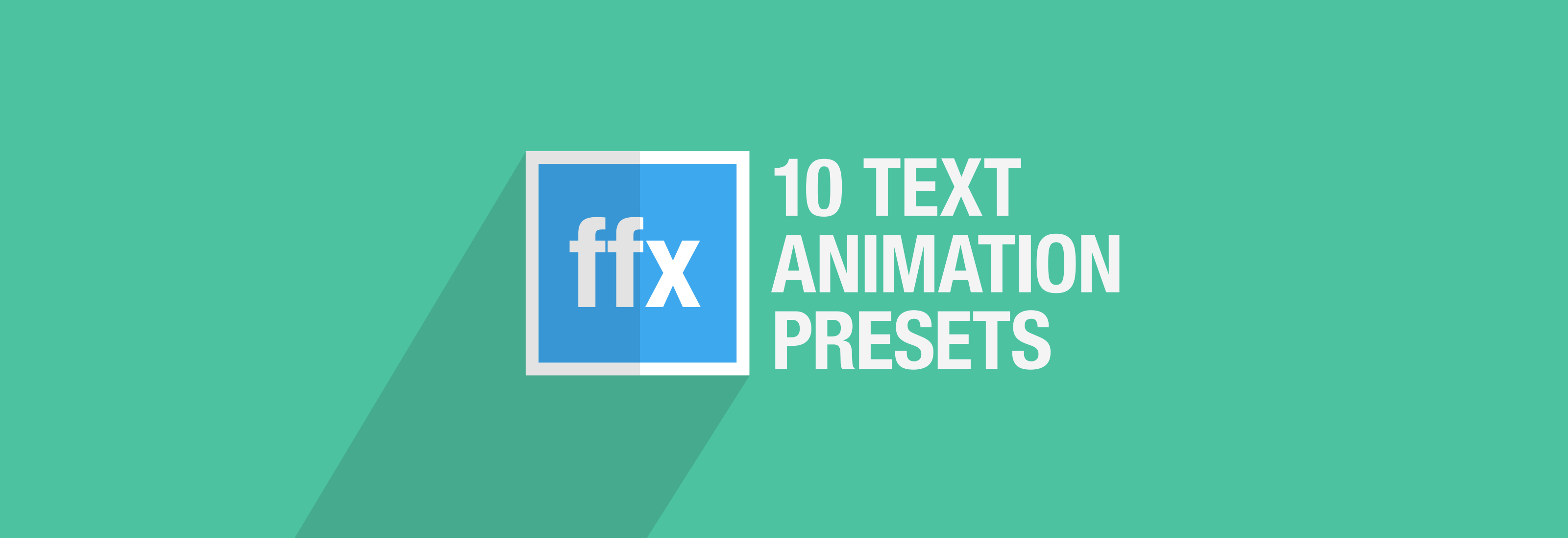 free after effects text templates - 10 free after effects text animation presets motion array