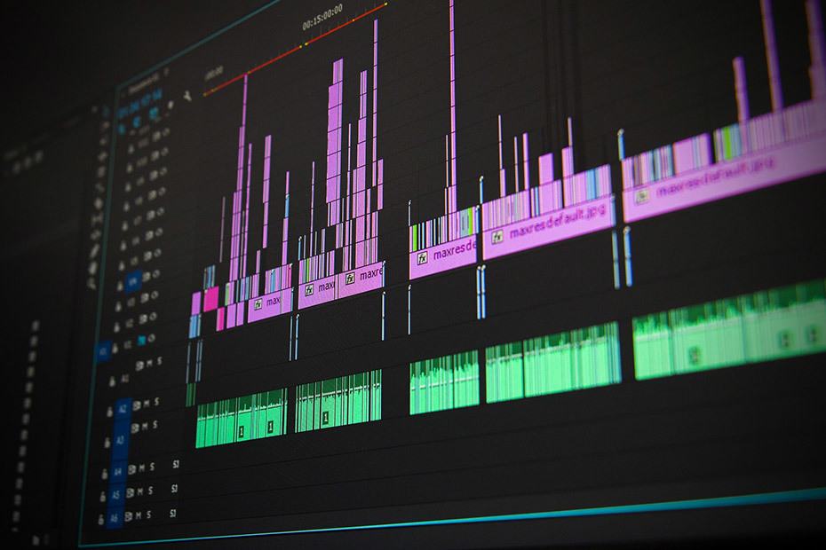editing reels