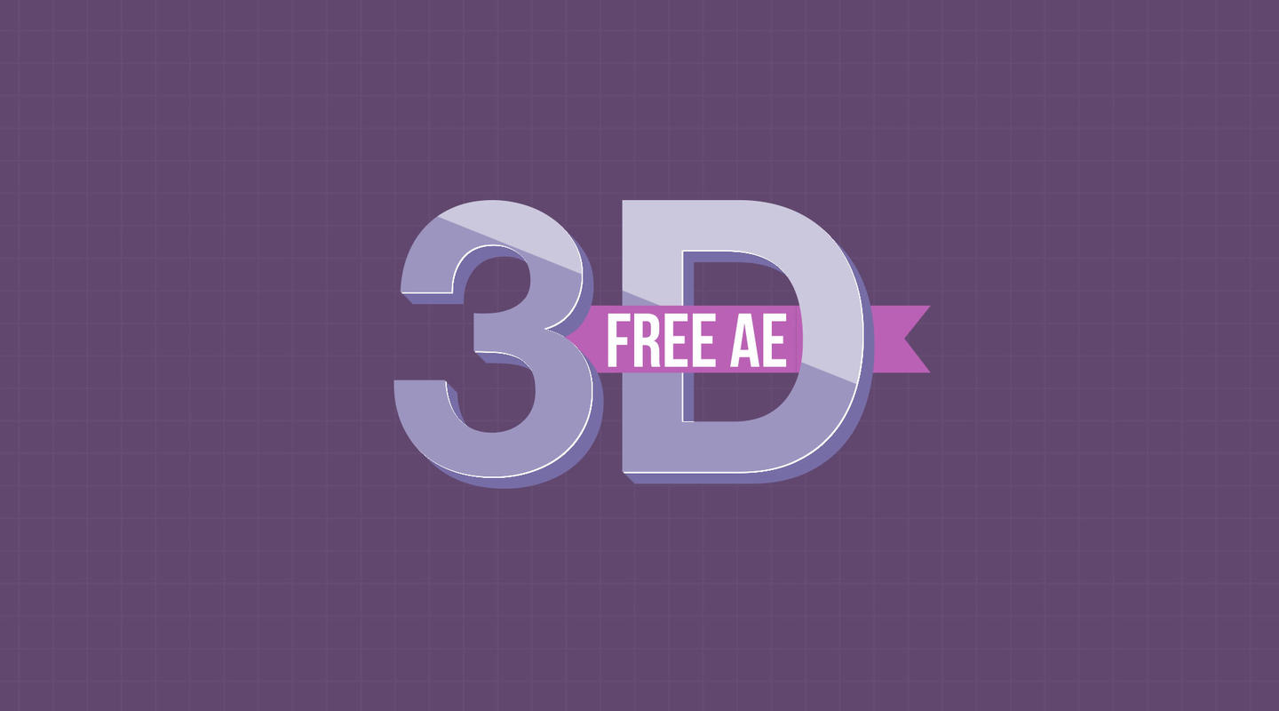free after effects text templates - get our free 3d text after effects template motion array