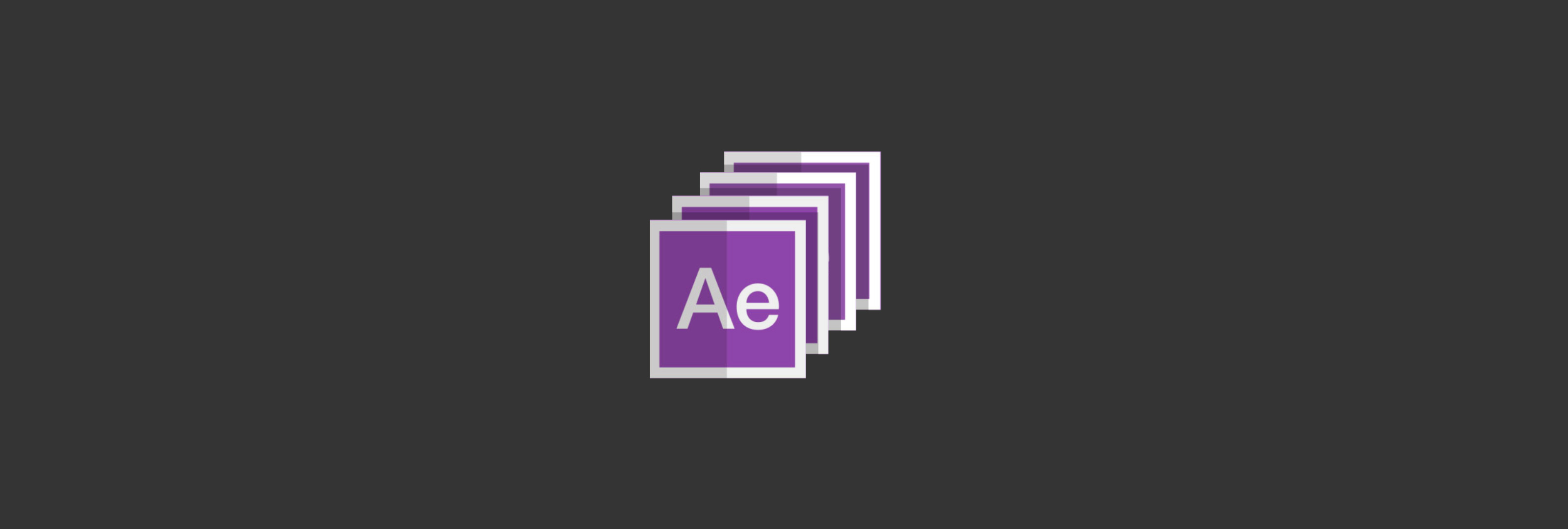 How To Use After Effects Templates In Your Project Workflow ...