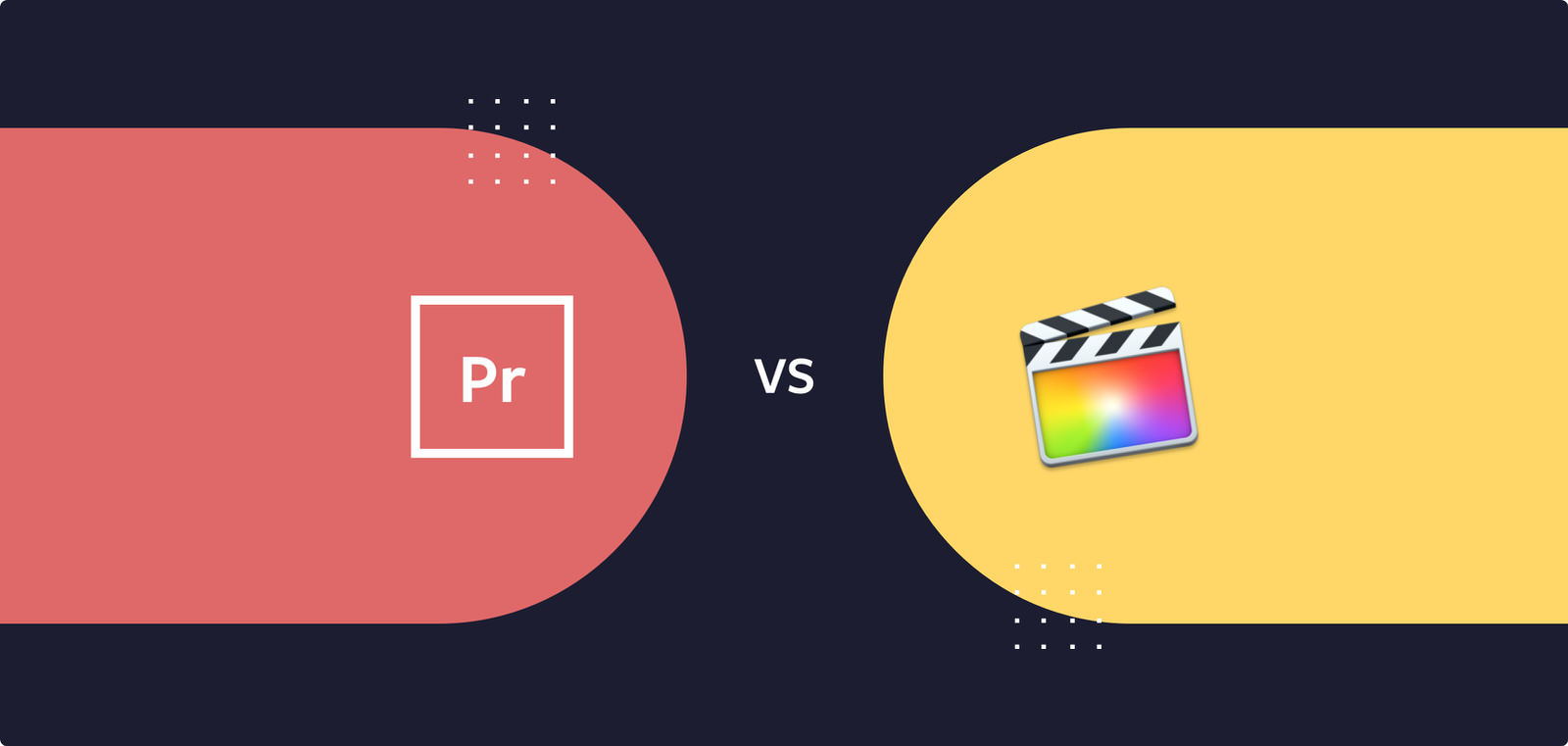 Final Cut Pro vs Adobe Premiere Pro: 2019 Battle Royal