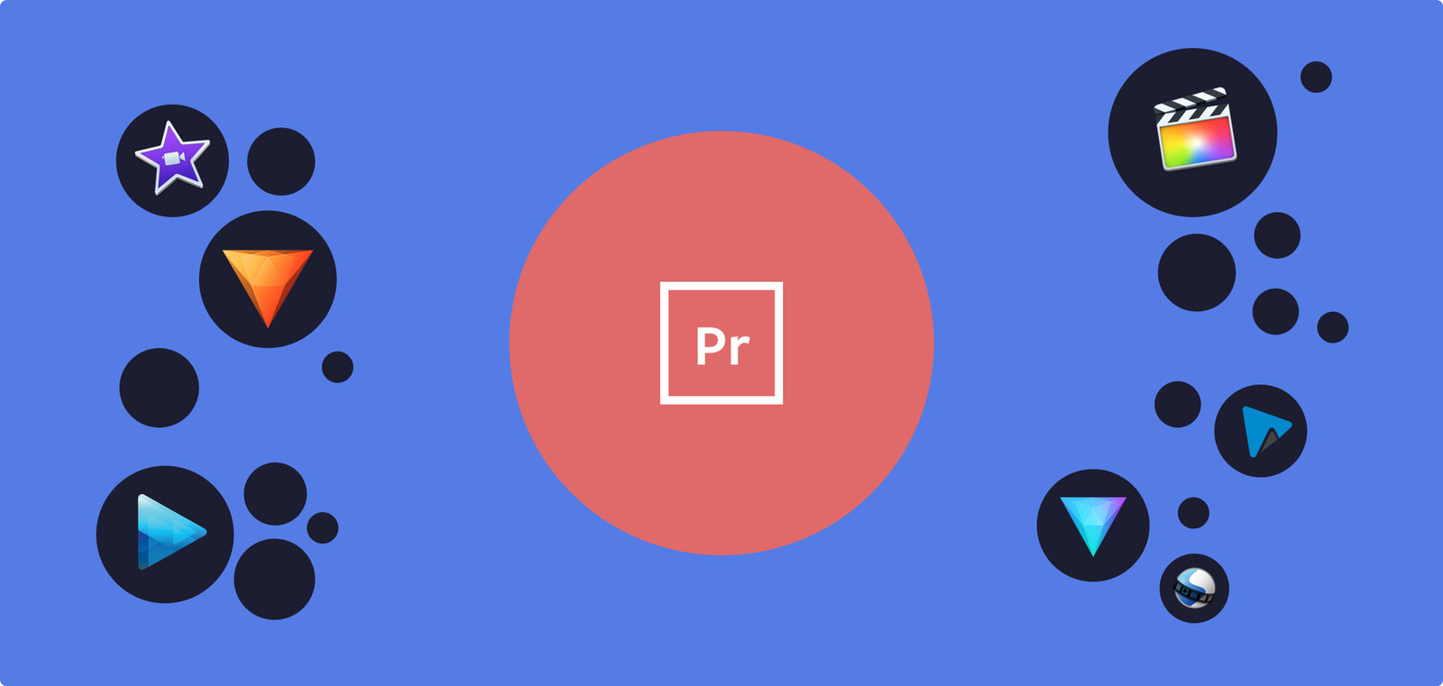 15 Best Free & Paid Adobe Premiere Pro Alternatives in 2019
