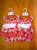 Girls cotton dress set 1060-0