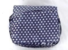 changing bag with mat, bottle holder, nappy bag M0202
