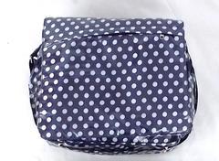 changing bag with mat, bottle holder, nappy bag M0202