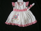baby dress with headband 1435