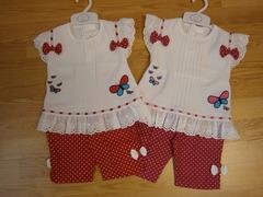 Baby 2pc Set Leggings and t-shirt   41 07
