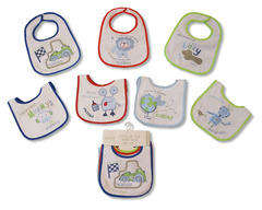 7 day bibs bw-104-729 - boys