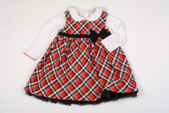Toddler 2pc Dress Set K3682