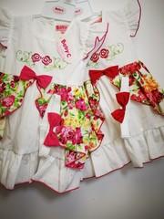Layered Look Dress Set 7486