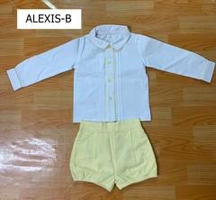 Lemon 2pcs  Shorts Set - Alexis