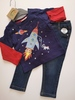 "Jeans and T-shirt Set ""Rocket"" 17578"