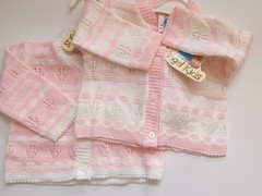 Hand knit style cardigan 1295