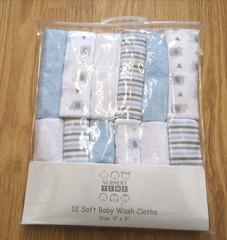 Washcloths 0958