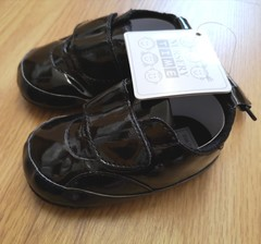 Pram Shoes - Velcro 412