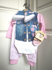 Gift Set with Pram Shoes & Socks 18805