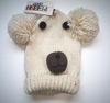 Teddy Face  Hats - Knitted 3087