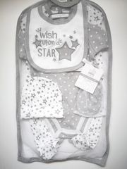"5pcs Mesh Hanging Gift set ""Wish Upon A Star"