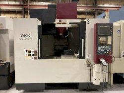 OKK VM5 III CNC Vertical Machining Center