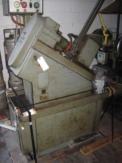 Used Snow # NT-2 Production Nut Tapping Machine