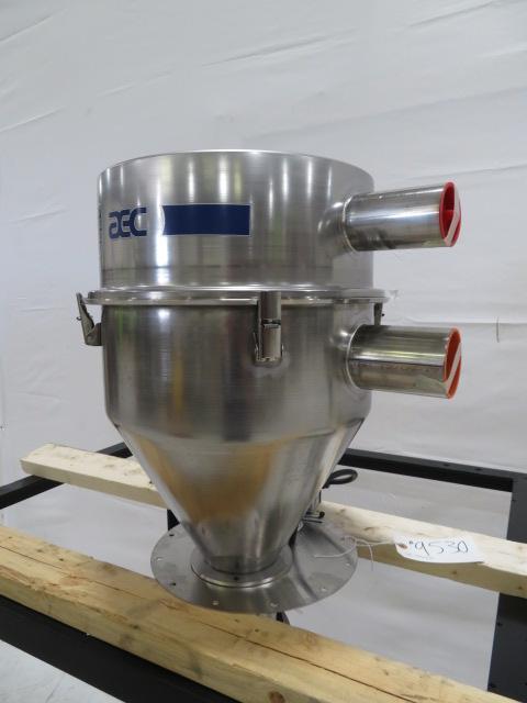AEC Used SRC08 Vacuum Receiver, Yr. 2018