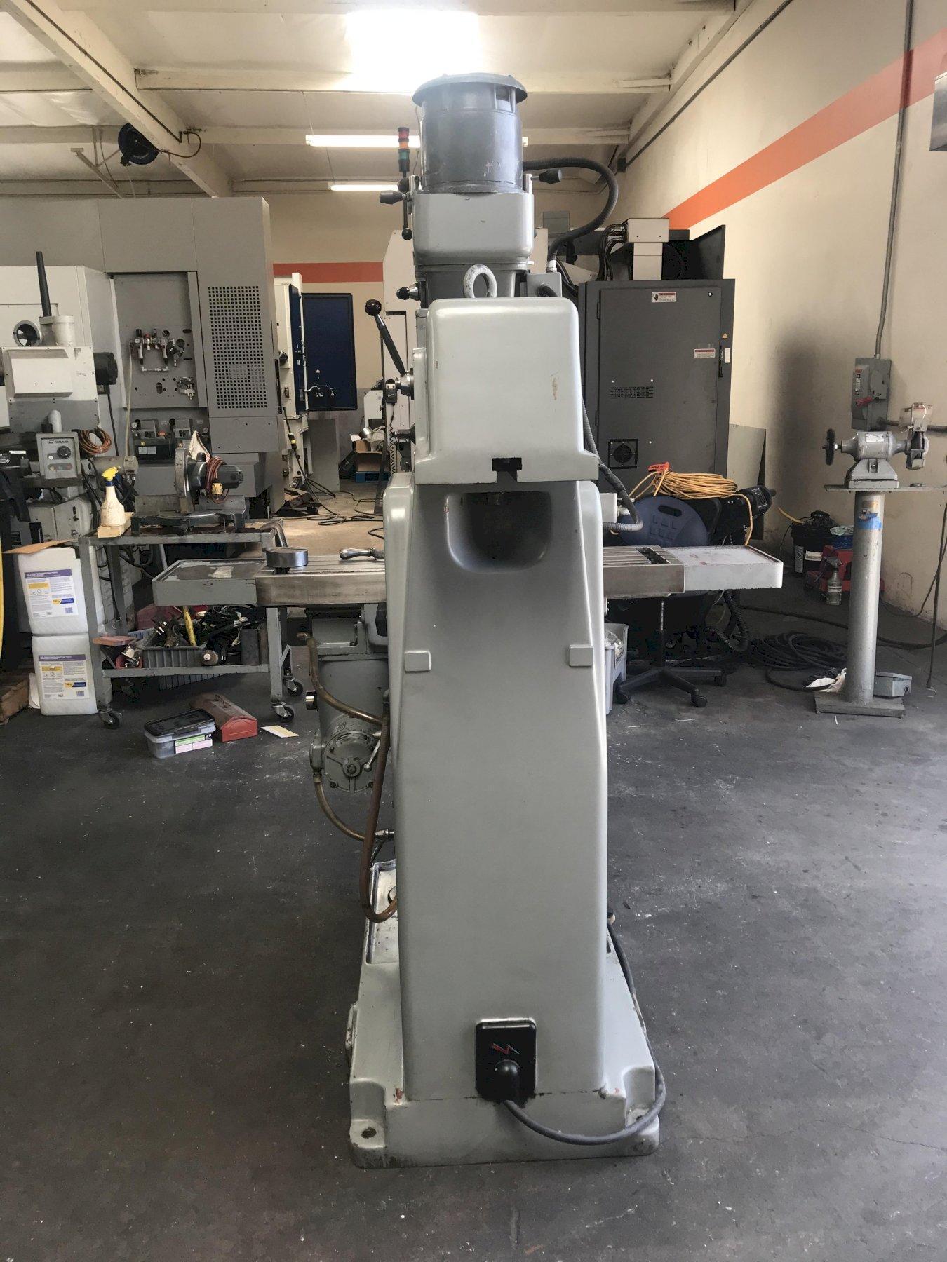 "Rambaudi V2 12""x42"" Heavy Duty Vertical Milling Machine"