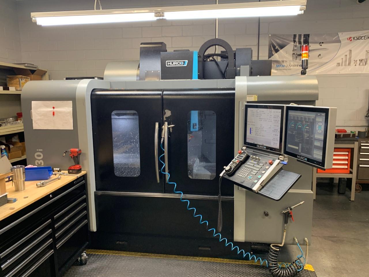 2017 HURCO VM30i VERTICAL MACHINING CENTER