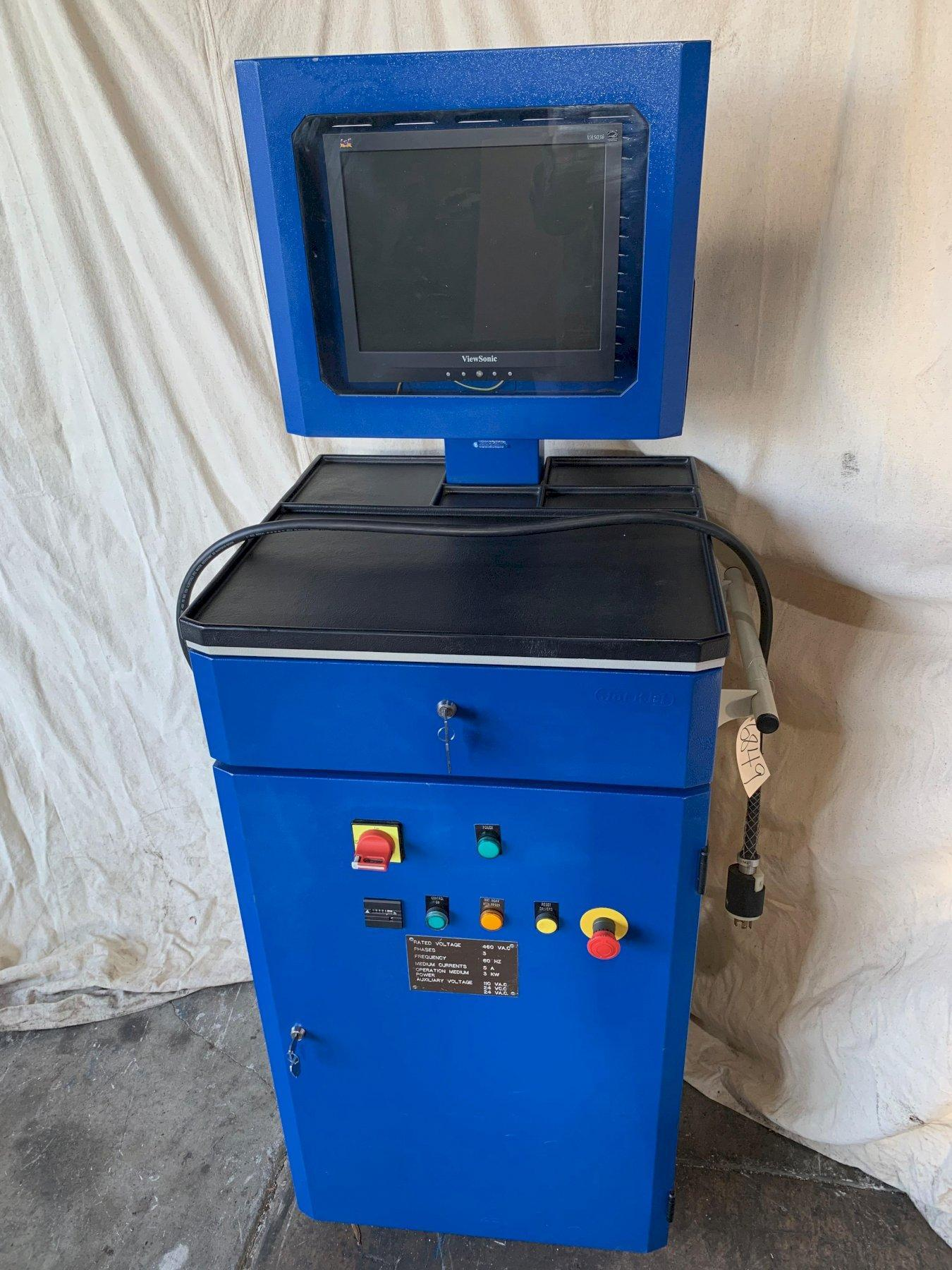 OMCG 2D CNC Wire Former