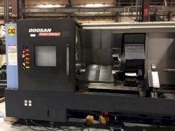 2012 Doosan Puma 3100XLY - CNC Horizontal Lathe
